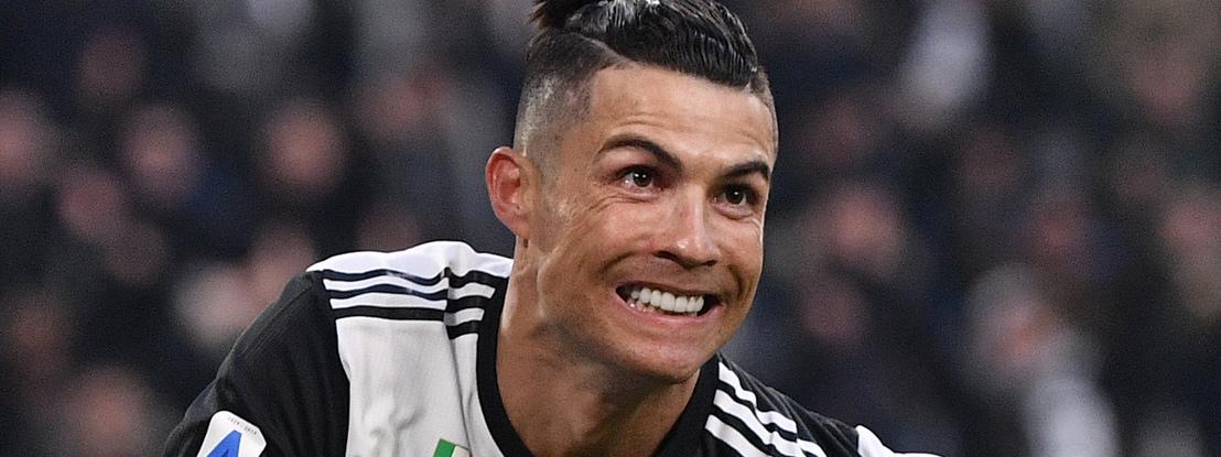 Ronaldo abdicou de mais de 10 milhões de euros de salário e mereceu elogios da imprensa italiana