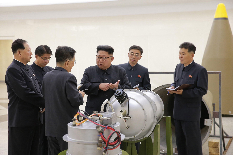 Bomba H. Um poder destrutivo sem precedentes