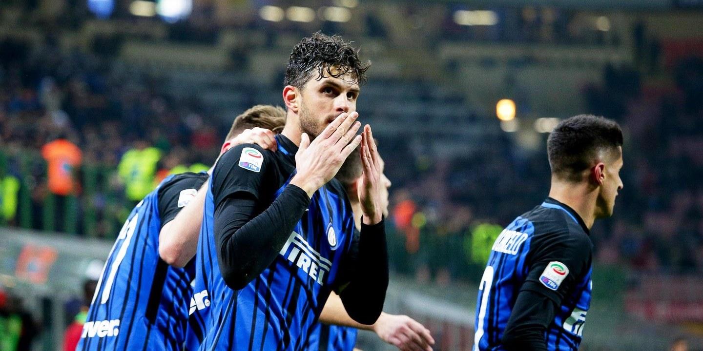 Inter vence Benevento e é terceiro classificado em Itália