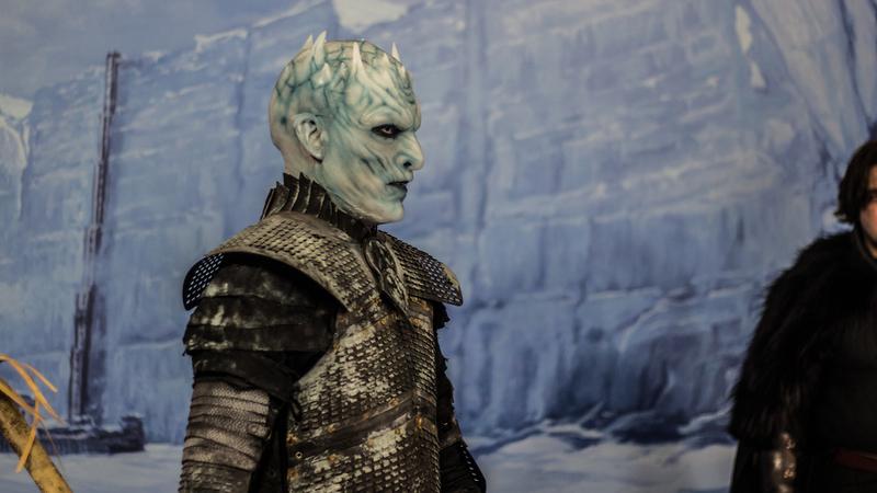"""Comic Con Portugal: Como nasce o Rei da Noite de """"A Guerra dos Tronos""""?"""
