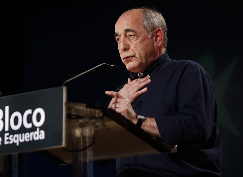 Morreu João Semedo, ex-líder do Bloco de Esquerda