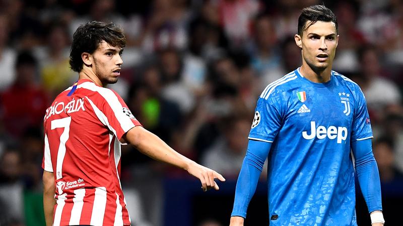 Ronaldo e João Félix empatam, PSG goleia sem as estrelas. Tudo o que aconteceu na noite Champions