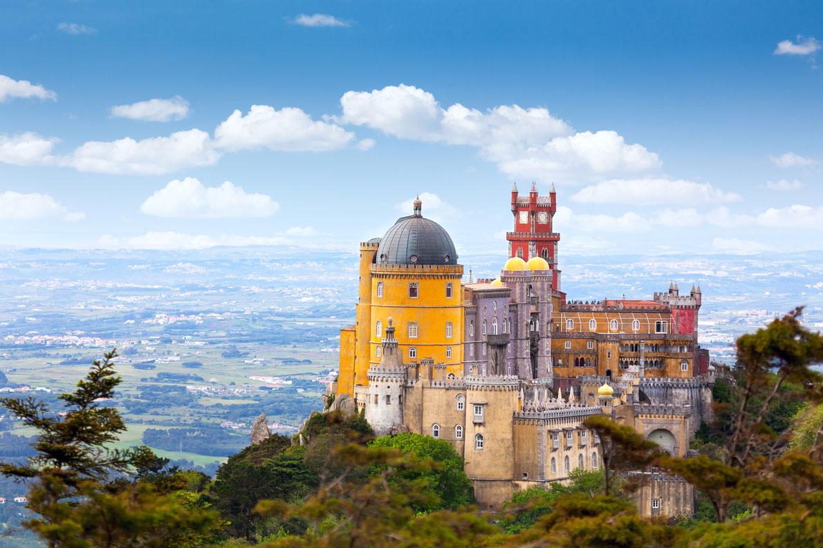 Os castelos mais bonitos da Europa