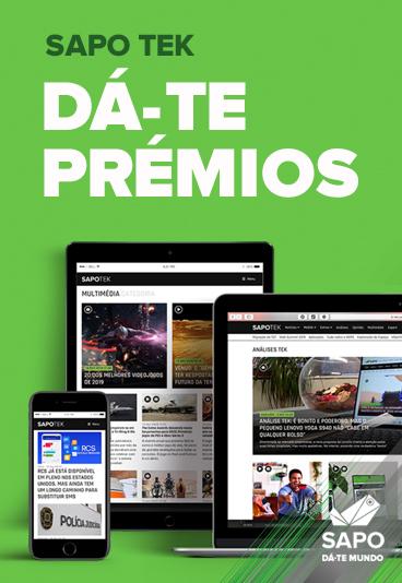 Passatempo SAPO TEK 20 anos: ganhe smartphones, PCs e consolas
