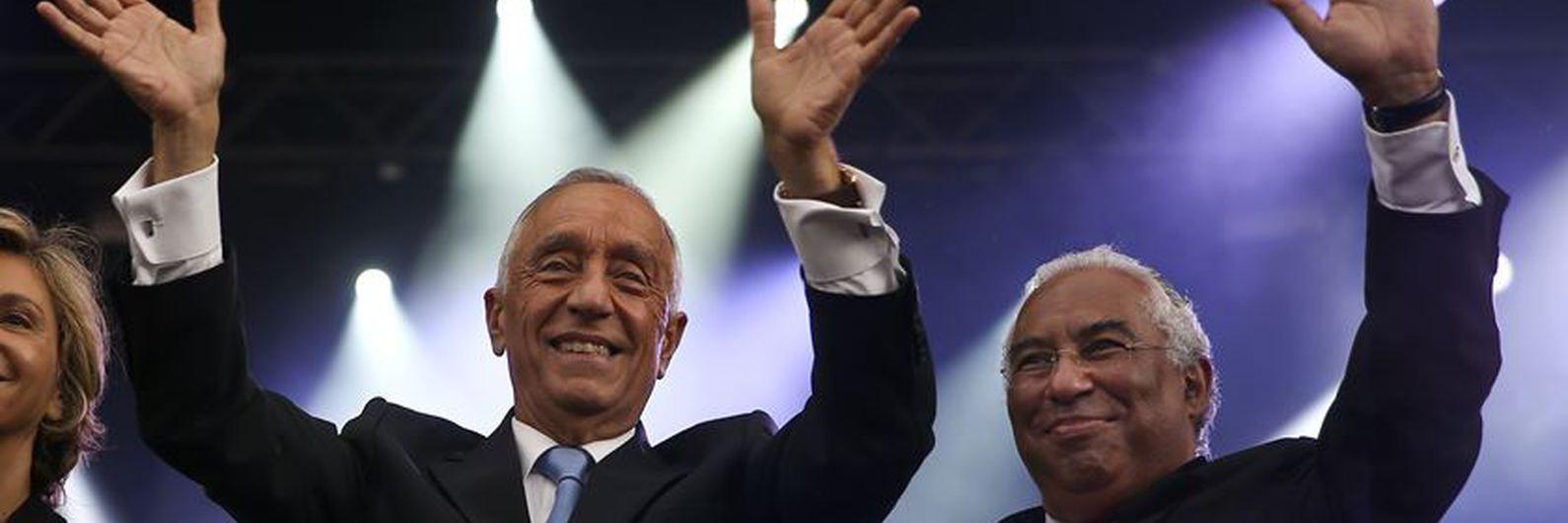 Marcelo invocou vazio inexistente. Costa não acertou no pagamento da descida da TSU