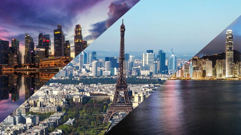 Estas são as cidades mais caras do mundo