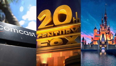 Guerra em Hollywood: Comcast desiste, Disney tem passadeira vermelha para comprar a Fox