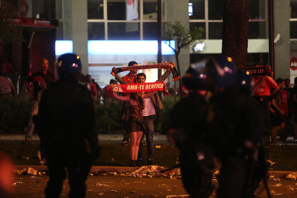 Violência nos recintos desportivos aumenta 26%