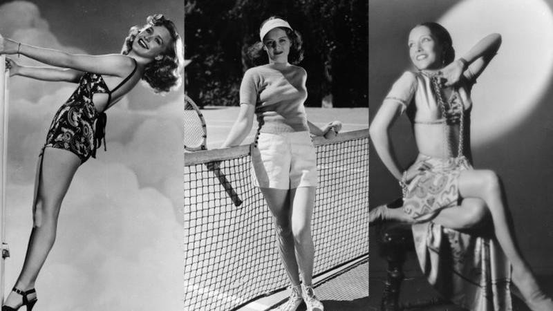 Eram assim as mulheres mais bonitas de Hollywood na época de ouro
