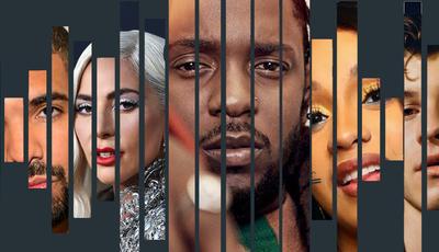 Kendrick Lamar, Drake e Lady Gaga na frente da corrida: estes são os nomeados aos Grammys