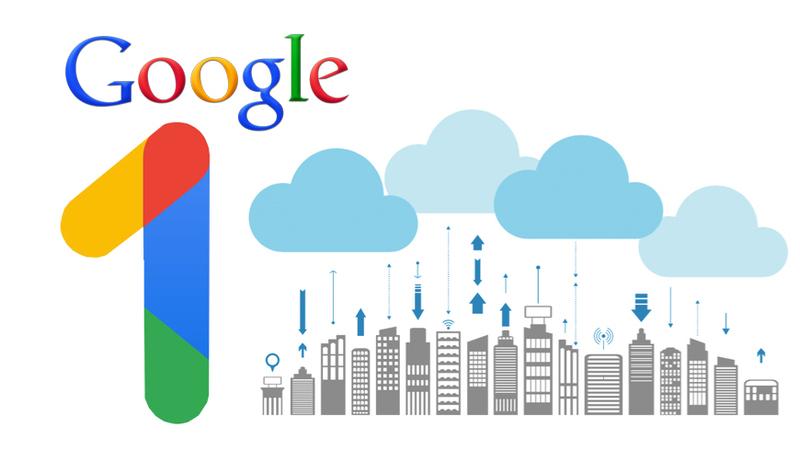 Google One: 100 GB de armazenamento por 1,99/mês