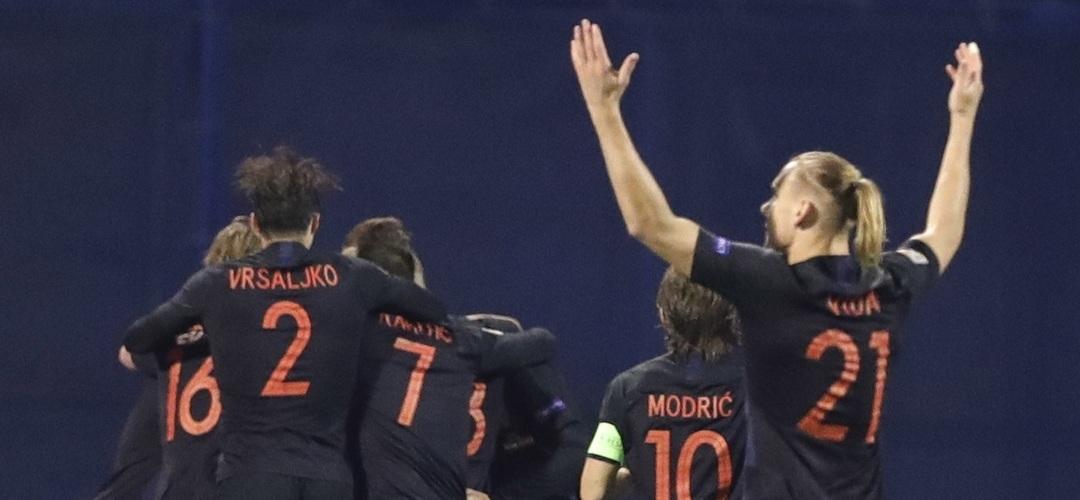 Liga das Nações: Croácia 'vinga' goleada e coloca Espanha em maus lençóis