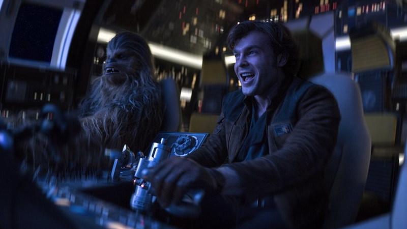 """Nas bilheteiras, a Força não esteve com """"Han Solo"""""""