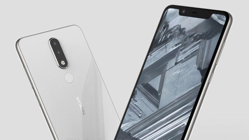 Nokia 5.1 Plus com notch? Leak de imagens diz que sim