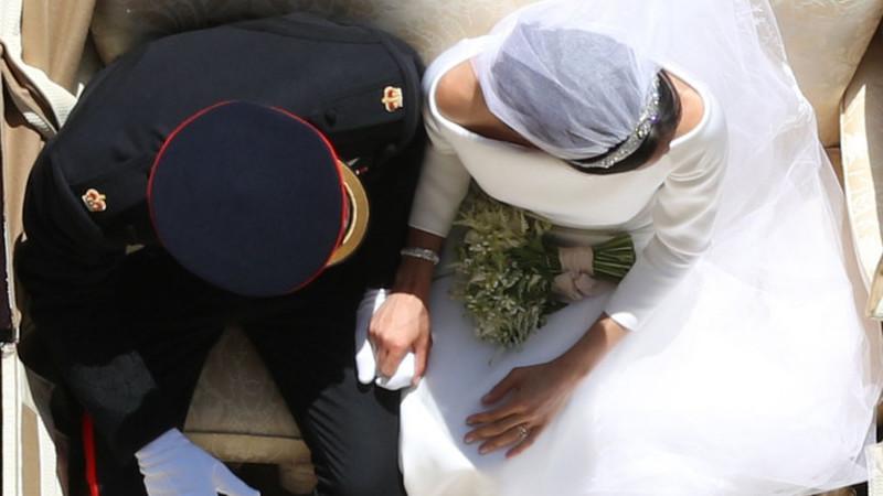 Autor da foto mais falada do casamento real explica como conseguiu a imagem