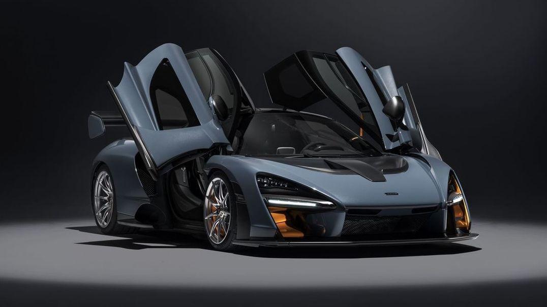 McLaren Senna: Este é o novo carro de Cristiano Ronaldo