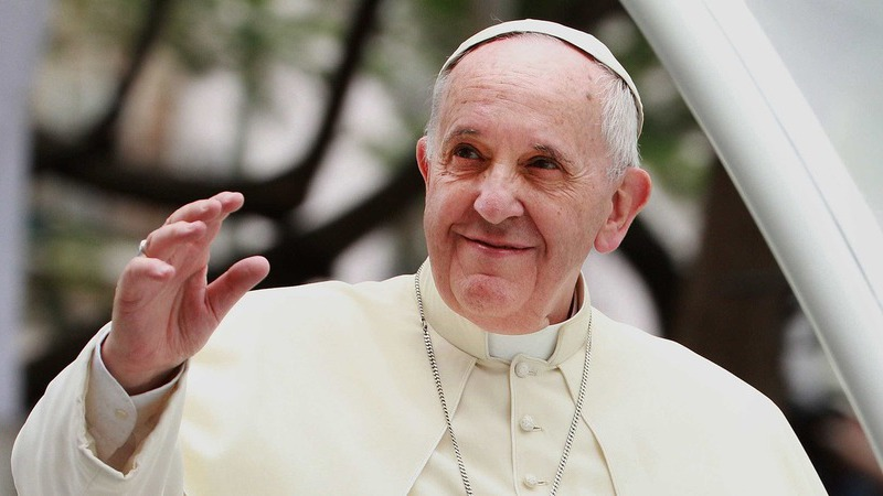 """Papa Francisco aconselha sobre a """"crise dos 40"""" (ou o demónio do meio-dia)"""