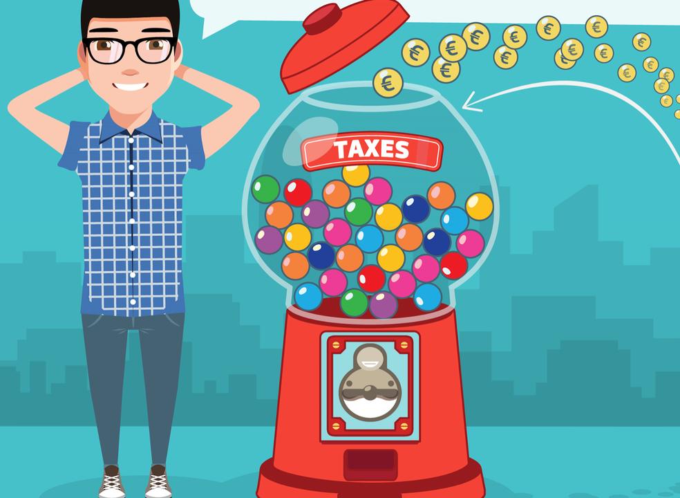 Taxlandia, o jogo da UE para explicar os impostos aos jovens