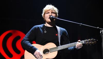 Ed Sheeran atua em Portugal no Estádio da Luz em 2019