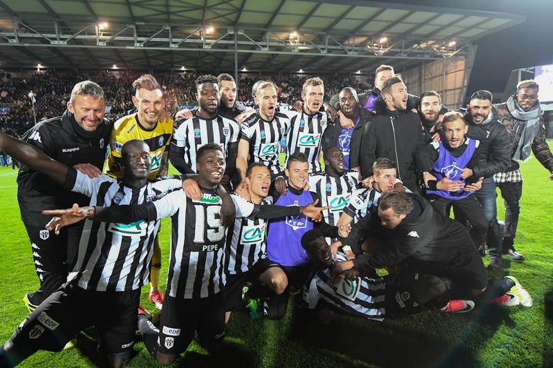 Angers apura-se pela segunda vez para a final da Taça de França