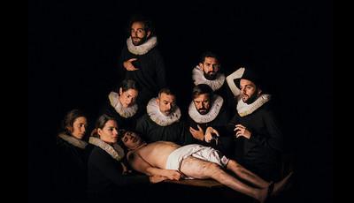 """Rir da desgraça alheia no espetáculo """"Muito Barulho por Nada"""", de William Shakespeare, em Lisboa"""