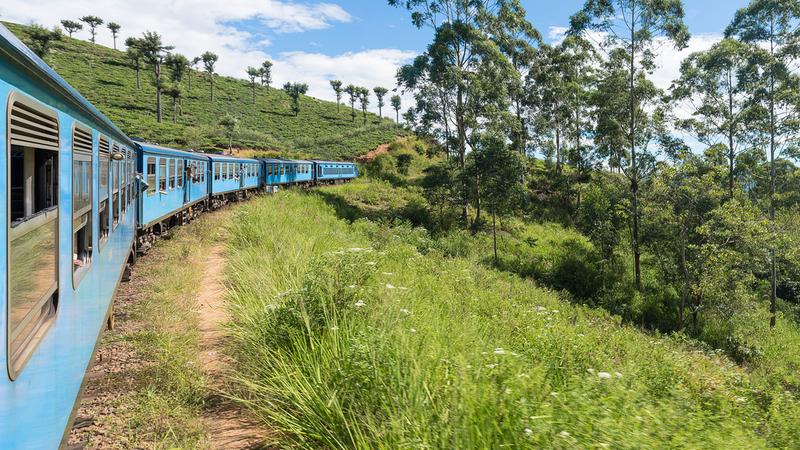 Viagens de comboio épicas para apreciar a paisagem (e que são amigas do ambiente)