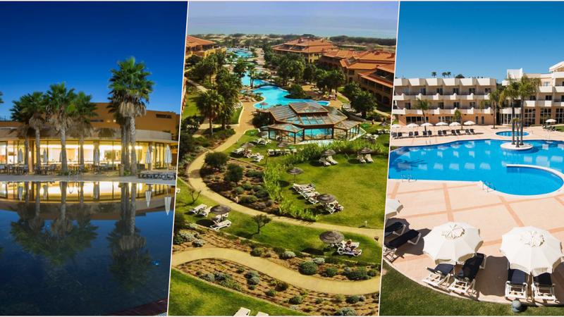 10 hotéis com tudo incluído para conhecer em Portugal