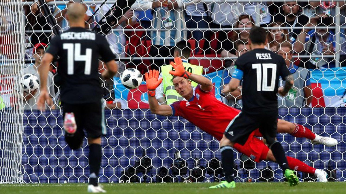 Mundial2018: Ansaldi lembra que Argentina está na Rússia pelos golos de Messi