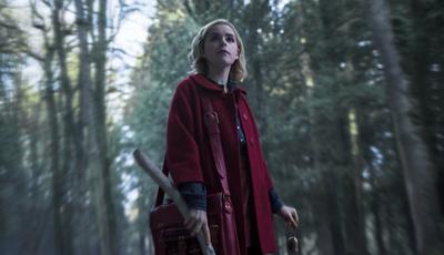 """""""As Arrepiantes Aventuras de Sabrina"""": Netflix revela primeiras imagens oficiais"""