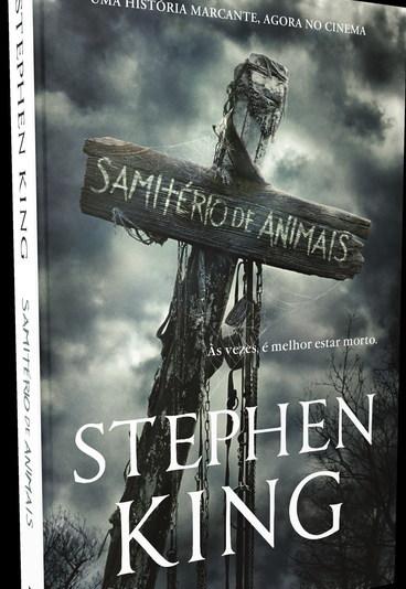 """""""Samitério de Animais"""": ganhe o livro do filme"""