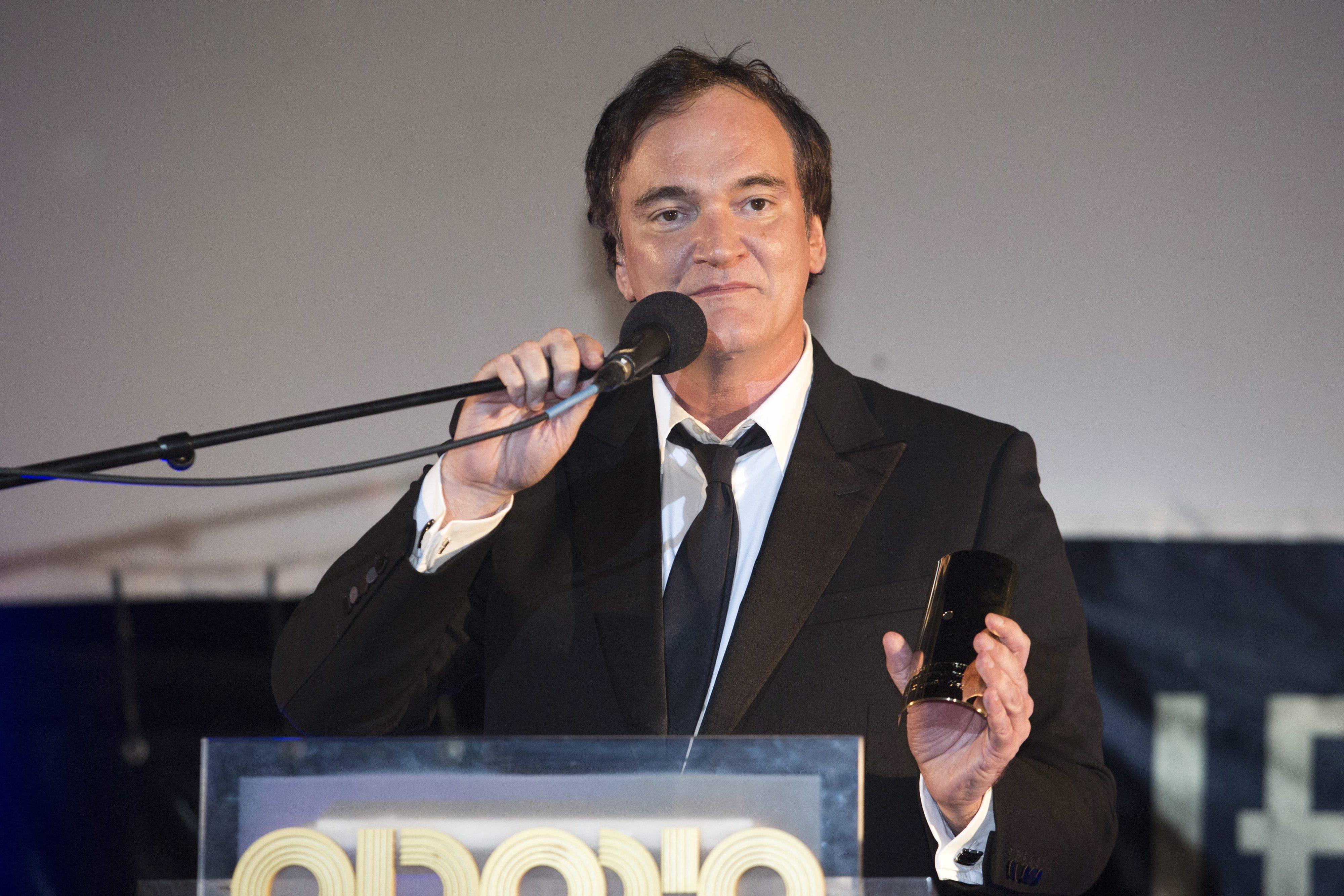 Leonardo DiCaprio e Brad Pitt serão a próxima dupla mítica do cinema, diz Tarantino