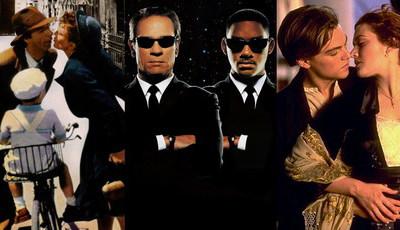 Lembra-se destes filmes? Já estrearam há 20 anos