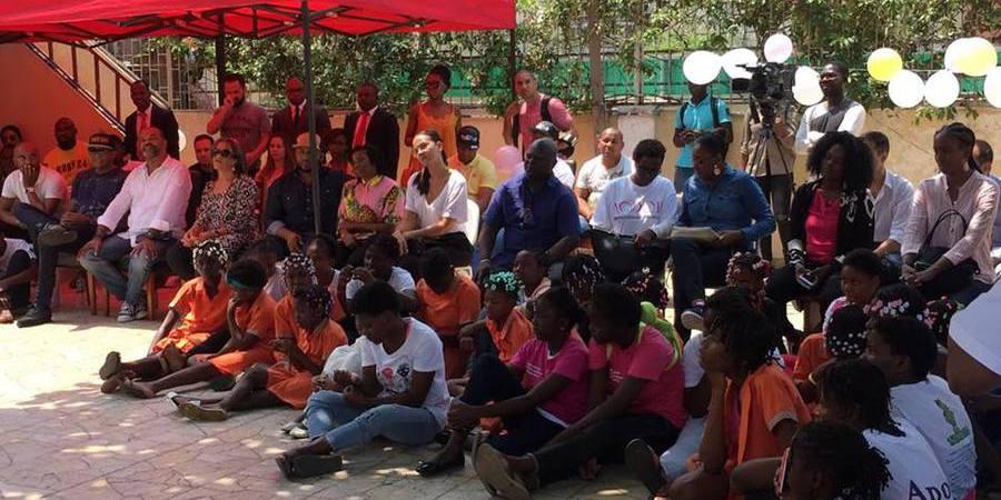 Associação de apoio à Criança Abandonada recebe ajuda de Big Nelo e do MOVE+