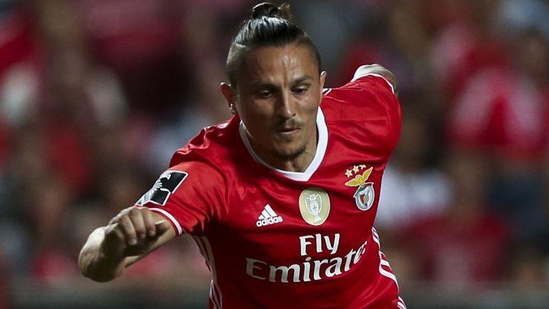 Champions: Fejsa e Gedson no onze do Benfica na Holanda