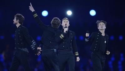 """Um sucesso ao nível de """"Mamma Mia""""? Musical dos Take That vai dar um filme"""