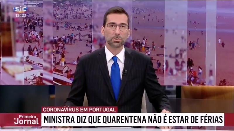 """Extremamente Desagradável"": Joana Marques analisa ""sermões"" de Bento Rodrigues"
