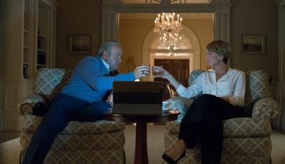 """""""House of Cards"""": As primeiras imagens da nova temporada"""