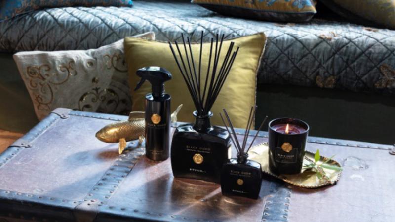 Rituals sugere os aromas de deve usar em cada divisão da sua casa