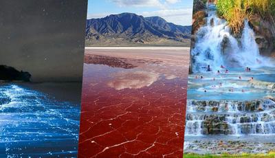 10 fenómenos naturais que tem de ver antes de morrer (ou antes que desapareçam)