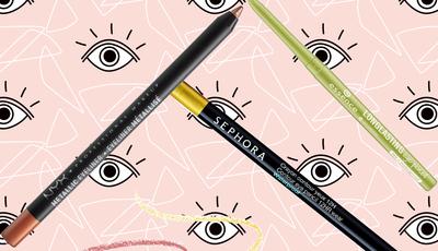 10 lápis de olhos abaixo de 10 euros