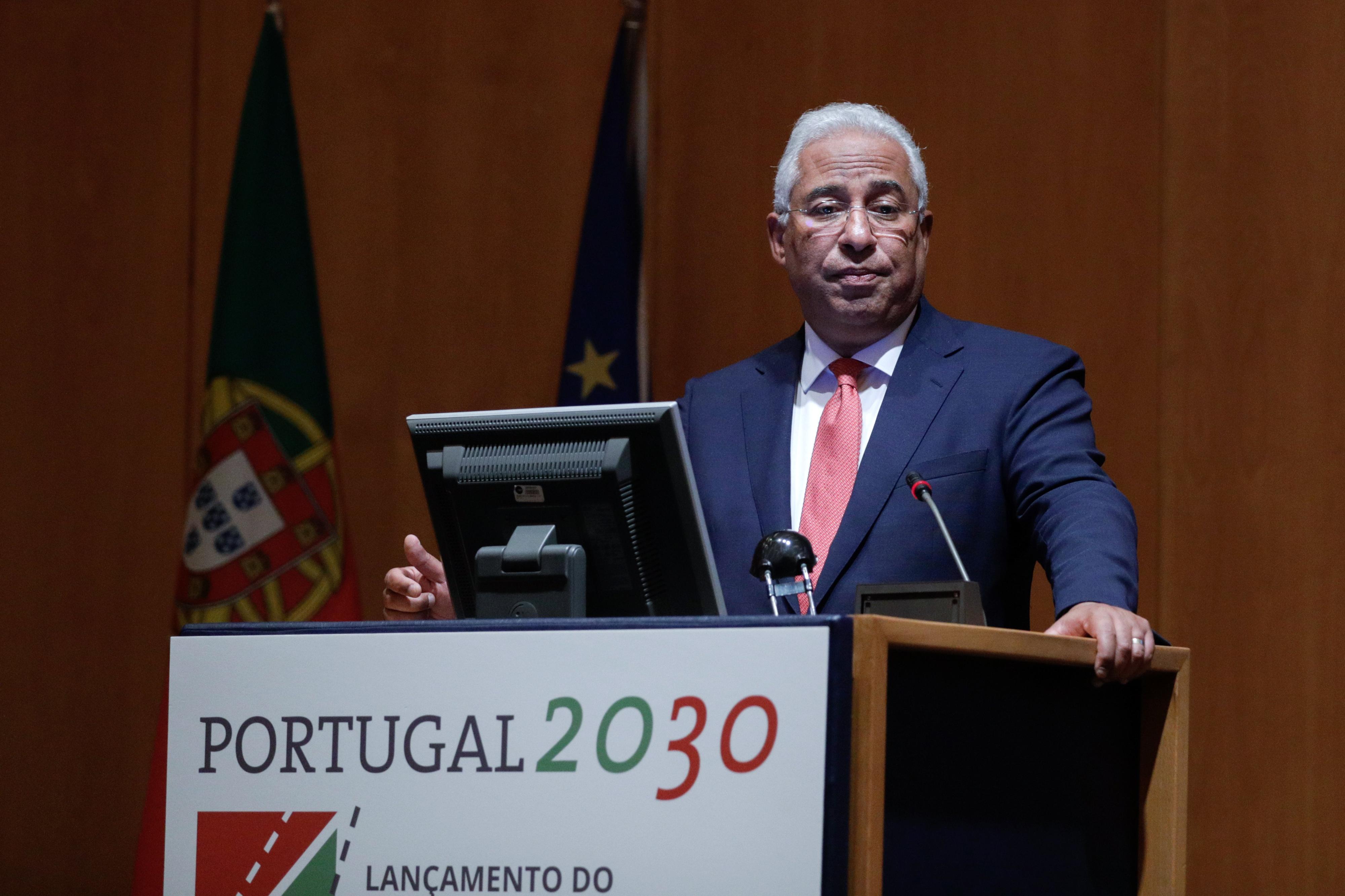 """António Costa esteve no 'Vem e Partilha o Teu Pão' e falou do Portugal-Marrocos: """"Foi um jogo de nervos"""""""