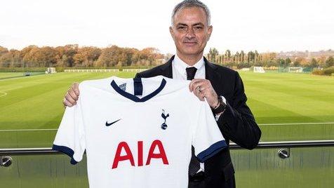"""A """"Nova"""" Vida de José Mourinho... O """"Velho"""" Special One!"""