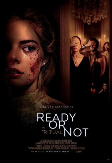 """Ready or Not - O Ritual"": ganhe convites para as antestreias"