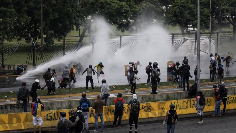 Venezuela: Helicóptero lançou explosivos contra a sede do Supremo Tribunal