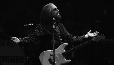 Último adeus a Tom Petty em santuário de yoga