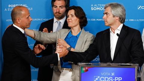 Assunção Cristas assume derrota do CDS nas eleições