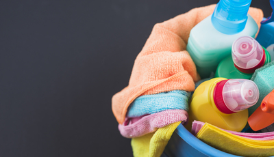 Desinfetantes podem fazer aumentar o peso das crianças