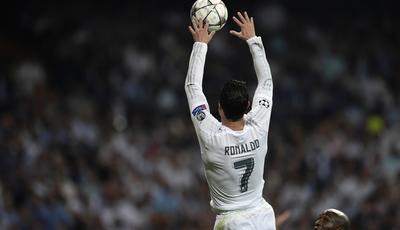 """O """"afundanço"""" que seria um golo inédito para Ronaldo"""