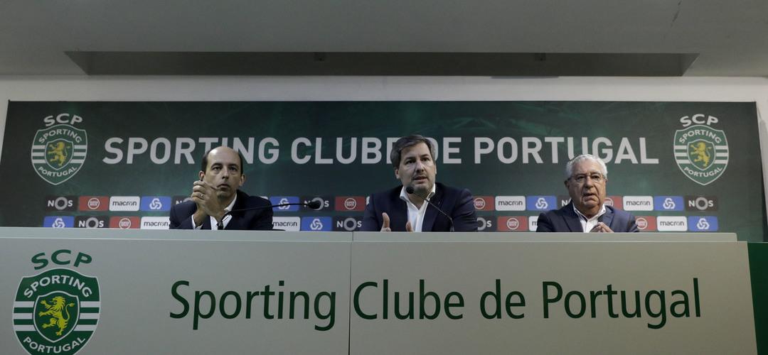 Conselho Diretivo do Sporting anuncia providências cautelares e queixas-crime contra Mesa da Assembleia-Geral