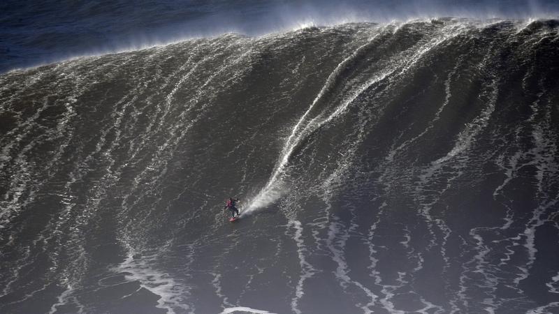 Estes são os lugares com as maiores ondas do mundo
